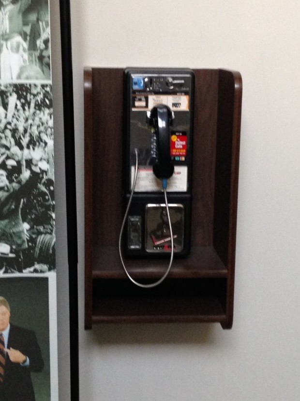 Is this a real phone or a historic item? :)