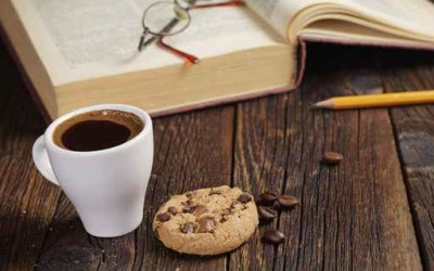 Books and Coffee are the Perfect Combination