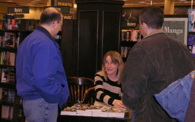 The Saturday Mystery Book Reading Event