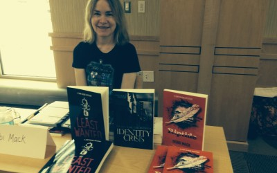 A Reading and Book Signing Event