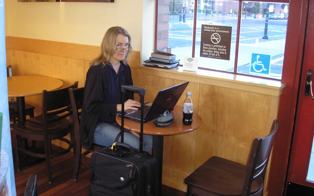 Hi! I Write Books. And More.