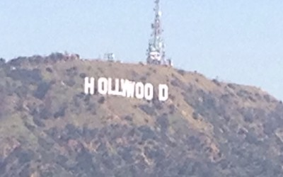 Back From Hollywood, Which Was Awesome