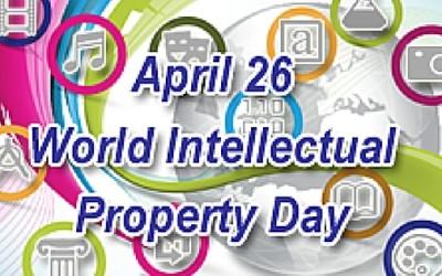 I Celebrated World IP Day