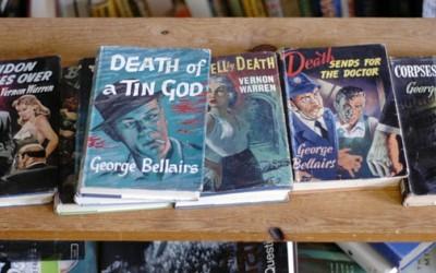 Top Ten Inspiring Crime Fiction Authors