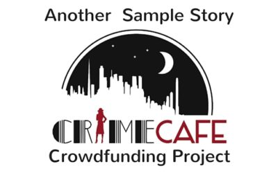 Today's Crime Cafe Sample Story