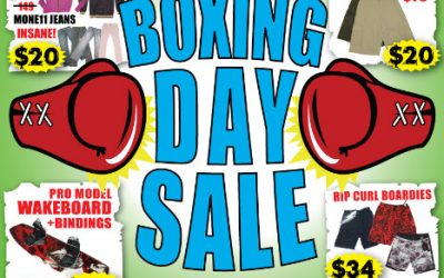 The Boxing Day Special