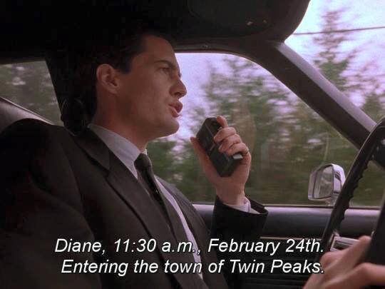 Return to 'Twin Peaks'