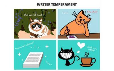 Regardless of Format, Writers Write