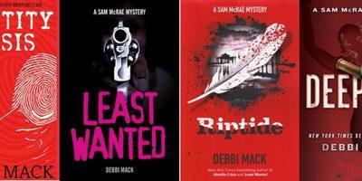 The Crime Cafe Post du Jour Presents Debbi Mack
