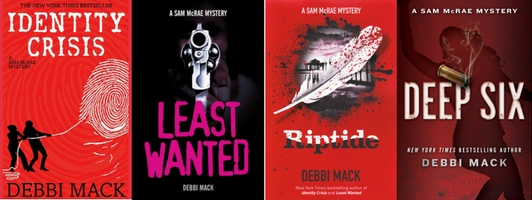 All My Free Murder Mystery Chapters — So Far!