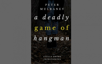 A Guest Post by Crime Author Peter Mulraney