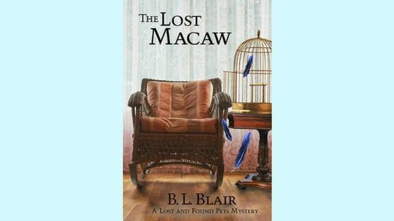 A Guest Post by B.L. Blair