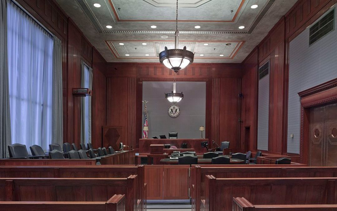 Why the Sam McRae Doesn't Do Courtroom Scenes