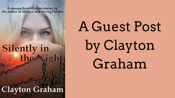Read About Clayton Graham's Tantalizing Tales