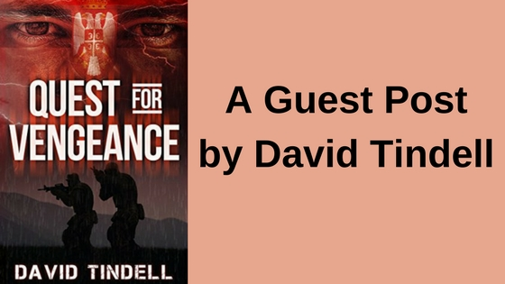 Featuring Indie Author David Tindell's Novels