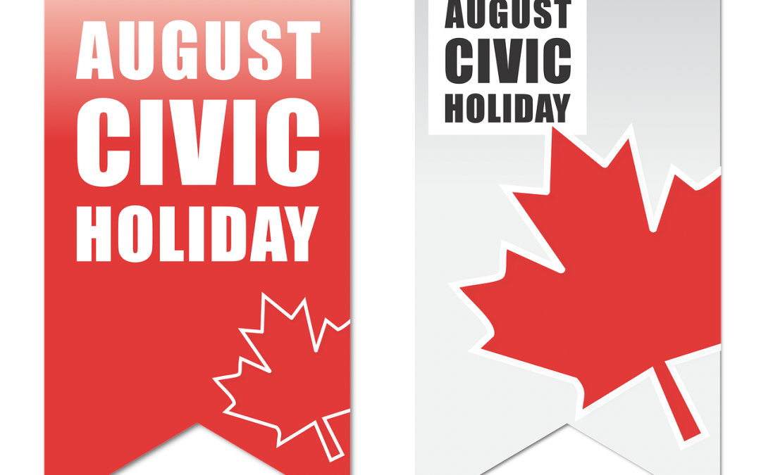 Civic holiday serves to fill a holiday gap between canada day, july 1st, and labour day, the civic holiday names across canada: What S A Civic Holiday Debbi Mack