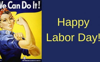 Celebrate Labor Day with Great Reading!