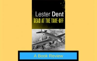 Book Review: 'Dead at the Take-Off' by Lester Dent