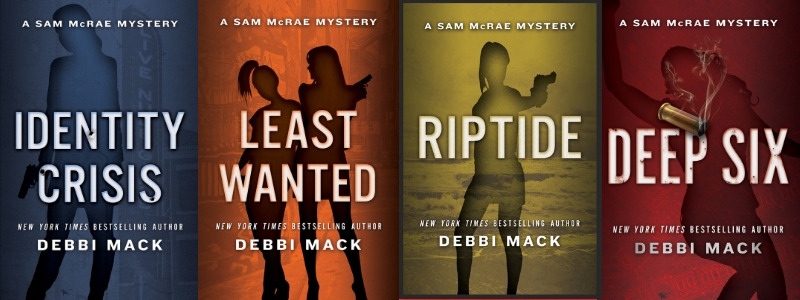 Book 3 in the Sam McRae Mystery Series is Coming!