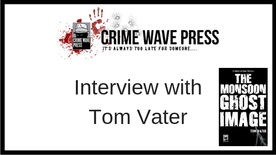 An Interview with Tom Vater of Crime Wave Press