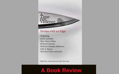 My Book Review of 'A Time for Violence'