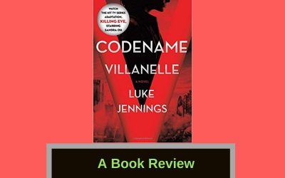 Book Review of 'Codename Villanelle'
