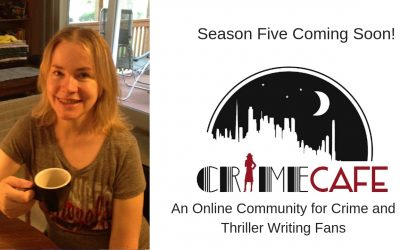 Season Five of the Crime Cafe Podcast Coming Soon!