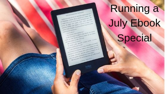 July Ebook Deals on Smashwords