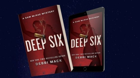 World's Quietest Book Launch for 'Deep Six'