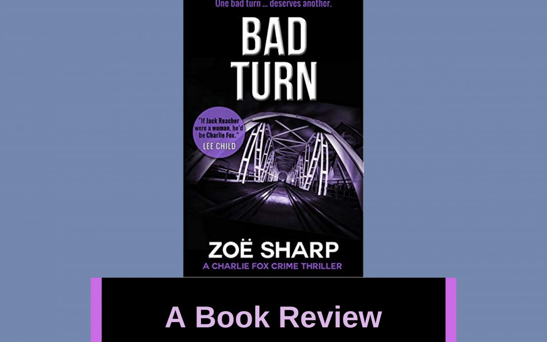 Recommended Reading: 'Bad Turn' (Charlie Fox Mystery Thriller #13)