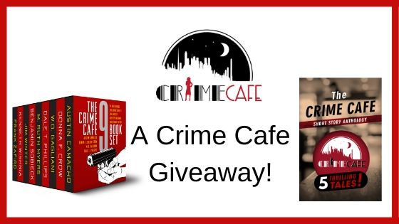 A Crime Cafe Giveaway and Another Excerpt