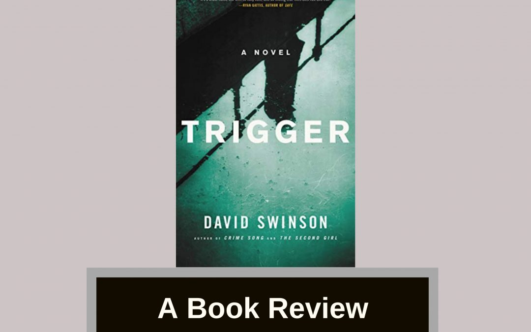 Book Review of 'Trigger' (Frank Marr #3)