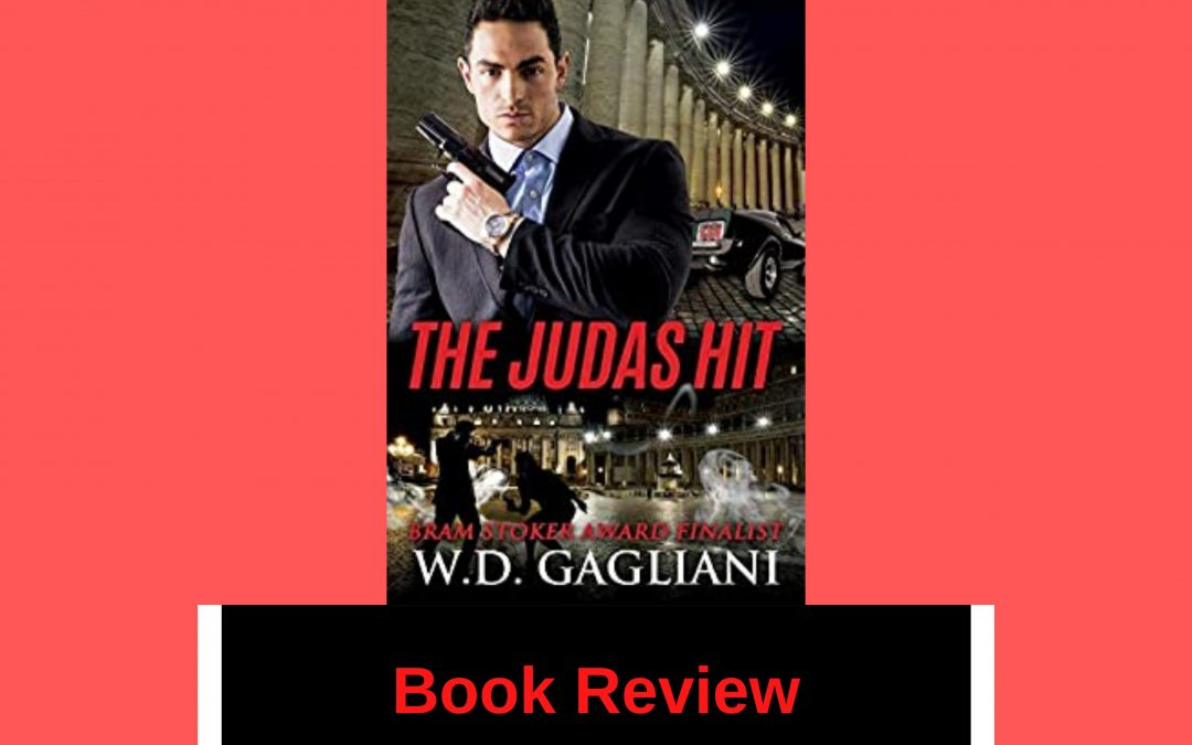 My Book Review of 'The Judas Hit'