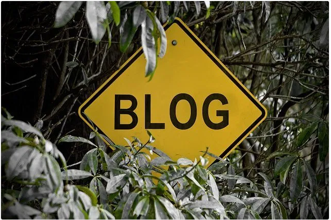 I Never Know Where to Blog Anymore!