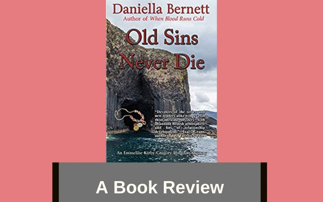 My Book Review of 'Old Sins Never Die'