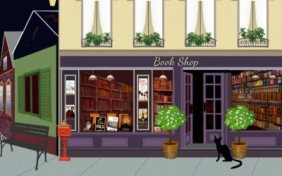 Have You Seen My Bookstore?