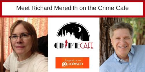 Interview with Crime Writer Richard Meredith: S. 7, Ep. 1