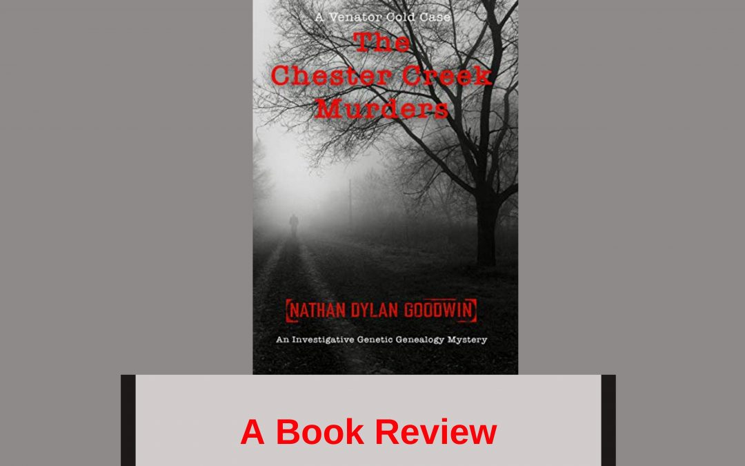 My Book Review of 'The Chester Creek Murders'
