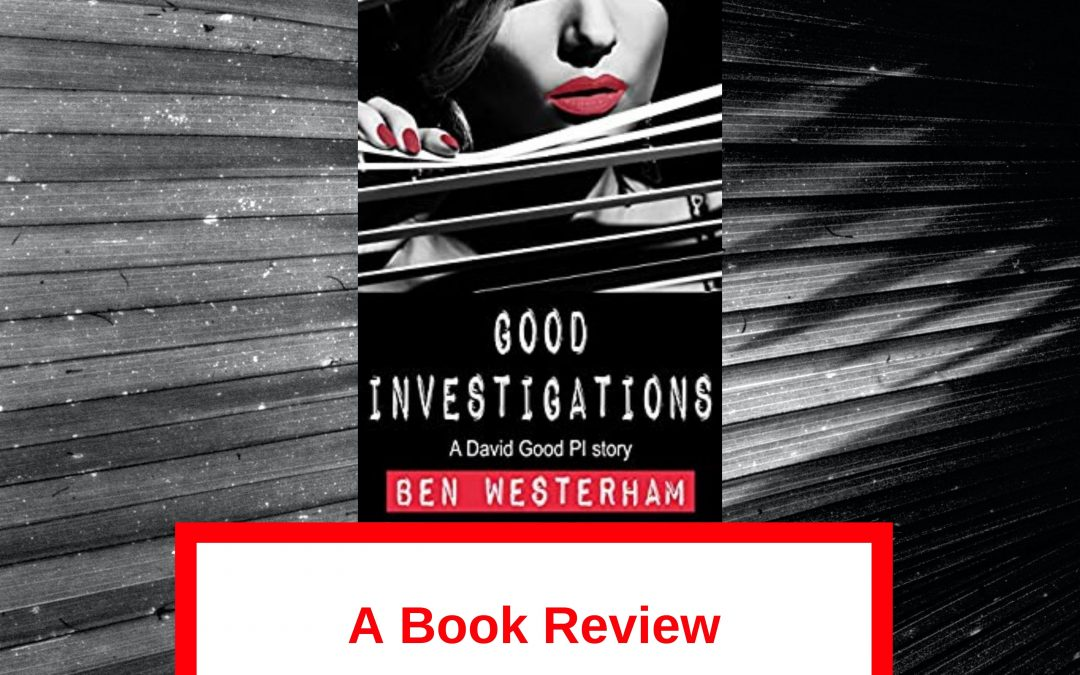 My Book Review of 'Good Investigations'